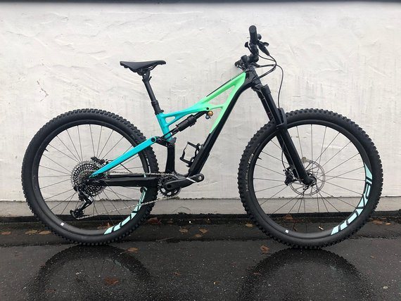 Specialized Enduro Pro 29 - Mj.2018 Gr.S