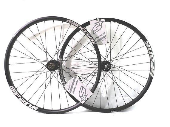 Spank SPIKE 28 RACE Laufradsatz mit NOA  Naben 27,5 Zoll