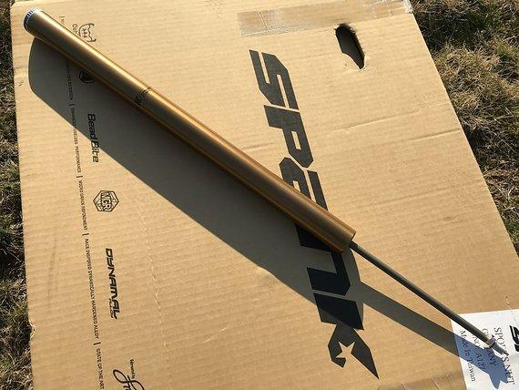 Fox 40 Kashima HSC/LSC Factory Kartusche mit Standrohr *NEU*