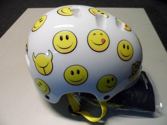 TSG Nipper Mini Kinder Helm Ungetragen.