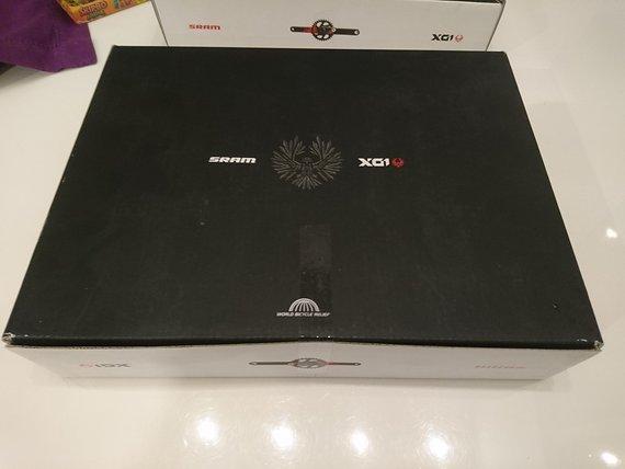 SRAM EAGLE X01 BB30 Kurbel 170mm Boost - NEU!!