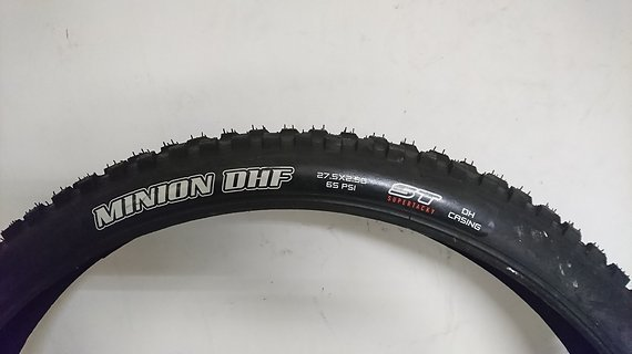 Maxxis Minion DHF SuperTacky DH 27,5 x 2,5