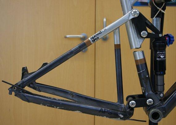 BMC Speedfox01Größe M 2011