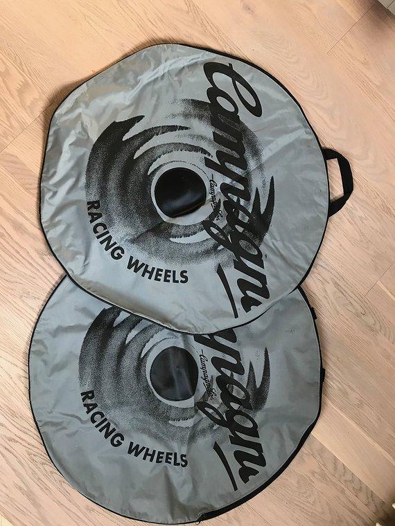 Campagnolo Laufradtaschen Paar