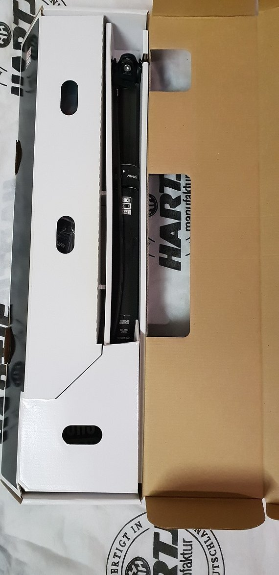 RockShox Reverb Sattelstütze Vario Extern 34,9 420mm