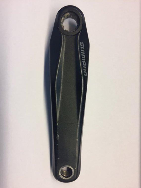 Shimano Kurbel links FC-M430/431 175mm Octalink