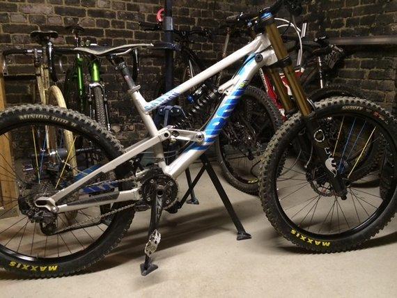 Canyon Torque DHX Custom