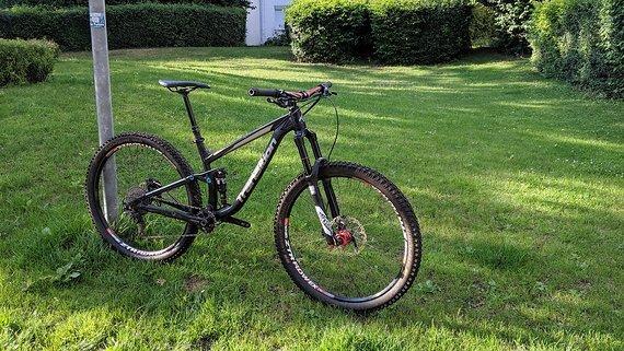 Transition Bikes Transition Smuggler Gr.M