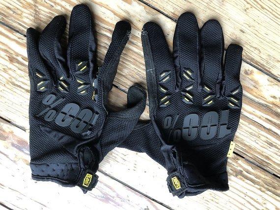 100% Enduro- / DH- Handschuhe Gr. M