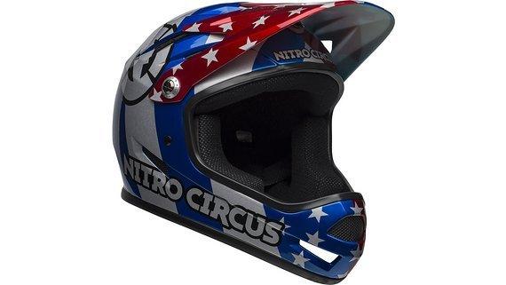Bell Sanction Nitro Circus MTB Downhill Enduro Fahrrad Helm