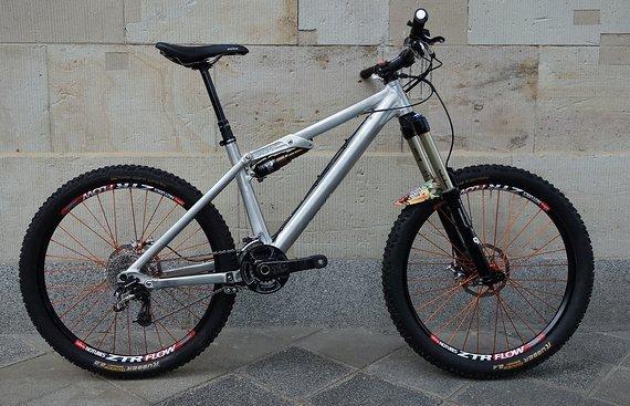 Liteville 301 MK 10 Gr. S plus I9-Laufräder