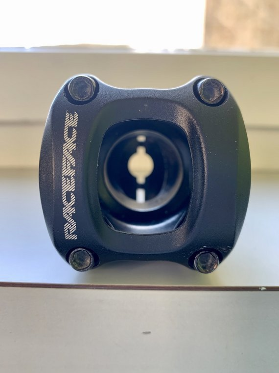 Race Face Turbine Vorbau 35mm x 50mm schwarz 6°