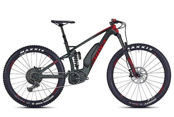Ghost HYB SLAMR SX7.7+ LC E-Bike MTB Carbon Steps 2019 Neu