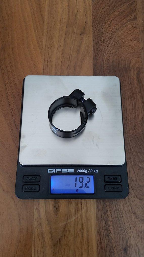 Concept CEX Sattelklemme 31,8 mm