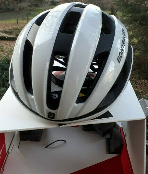 Bontrager Helm Bontrager Circuit MIPS Helmet L weiß MIPS