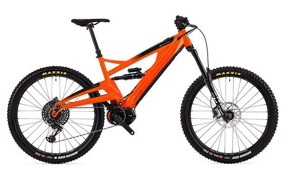 Orange Bikes Surge RS