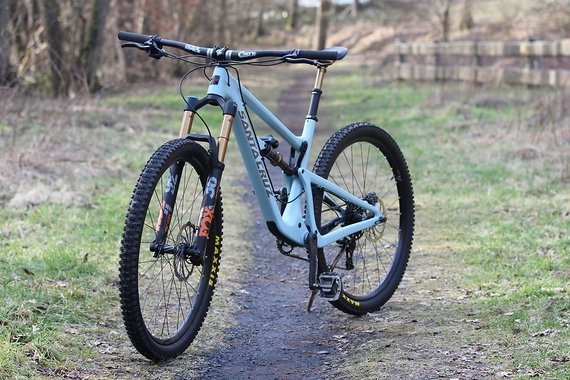 Santa Cruz Hightower LT CC X01 2019 L mit Fox Factory Parts