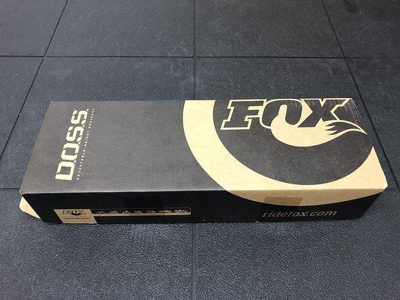 Fox  Racing Shox Doss 30,9mm 125mm Hub Sattelstütze NEU