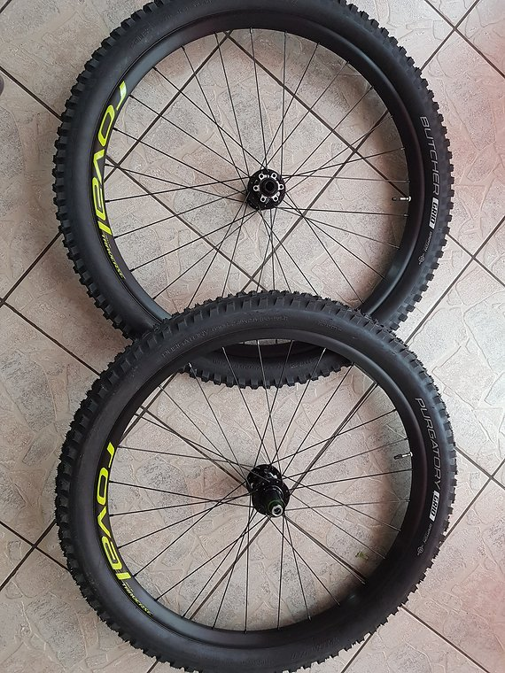 "Specialized Roval Traverse 27,5"" Boost neu"