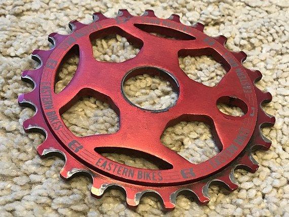 Eastern Bikes BMX Kettenblatt rot