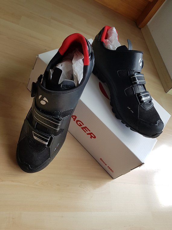 Bontrager Katan BOA MTB Schuhe in Größe 44 Neuwertig OVP