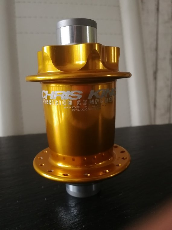 Chris King ISO Disc 6-Loch Steckachse 20x110 mm LD VR-Nabe