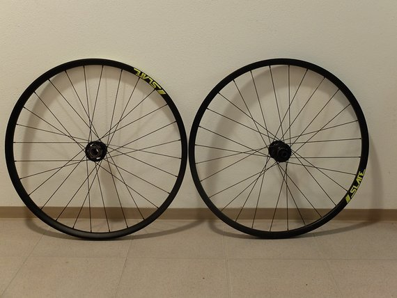 Cannondale Slate Laufradsatz