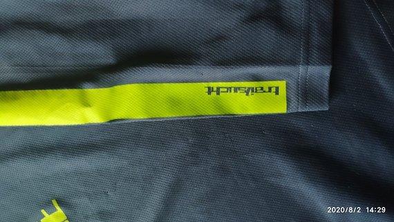 Bike-Shirt Langarm Trailsucht Größe M