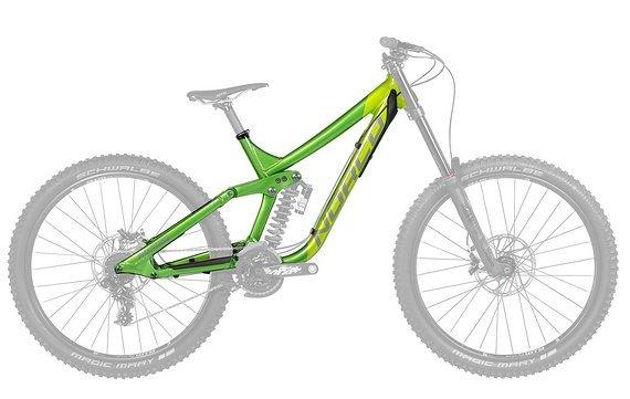 Norco Aurum A7.1 27,5 Rahmenset Downhill 2018 L Neu Green/Green