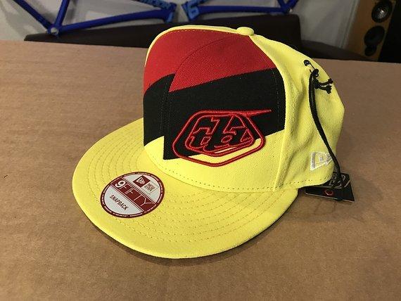 Troy Lee Designs NEW ERA Snapback Cap verstellbar *NEU*