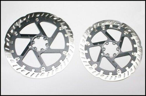 Magura Bremsscheibe MDR-P, Ø 220 mm Set (2x Scheiben), lieferbar