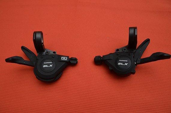 Shimano SLX Schalthebel SL-M660 3x10-fach