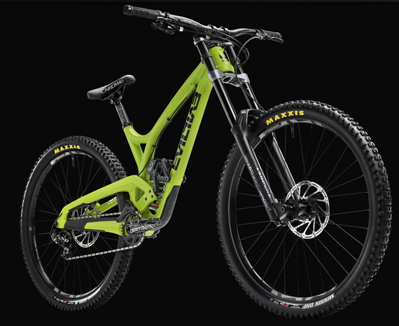 Evil Bikes WRECKONING LB DH Sonderaktion EVIL bis zu 2000€ sparen! WRECKONING LB PARK BIKE