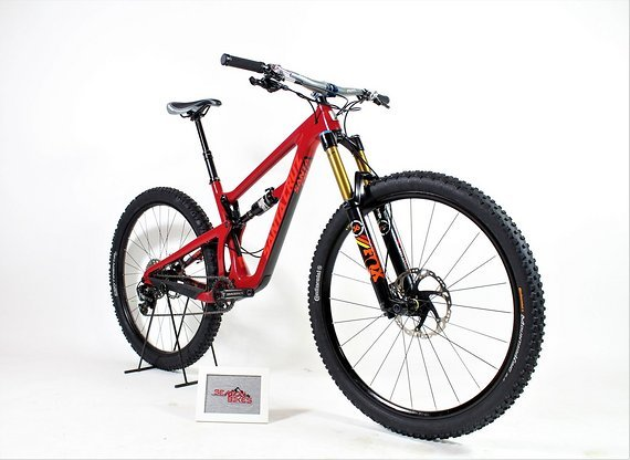 Santa Cruz Hightower CC Gr.M SEASONBIKES