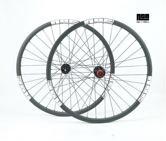 "NOA GCC 22 Gravel Cross Carbon Laufradsatz 28"" / 29"" mit Noa Light Ride / Bike-Lädle Laufradbau / Noahubs"
