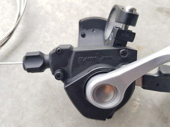 Shimano SL-M780 10-Fach Schalthebel