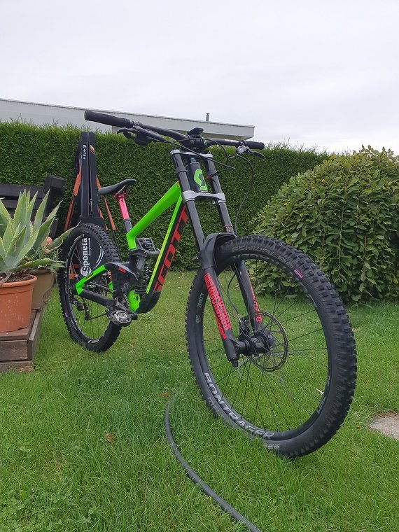 Scott Gambler Downhill Bike Größe M