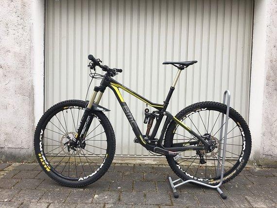BMC Trailfox TF01 XX1 2014 29er