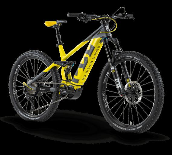 Husqvarna Mountain Cross MC 7 E-Bike ebike MTB Fully