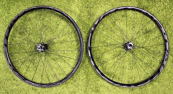 "Easton Haven Laufradsatz 26"" black Modell 2014 NEU *Sonderpreis*"