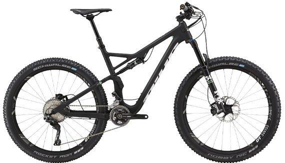 Bixs Kauai 130 Full Suspension Carbon 27.5+ Bike UVP 52