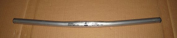 Ritchey retro-Kult: Ritchey CompLite Flatbar, 565 mm, 5 Grad, 25,4 mm