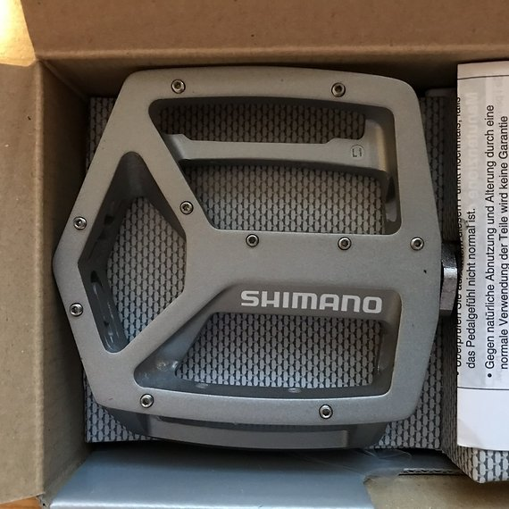 Shimano Plattformpedale PD-MX30, absolut neu