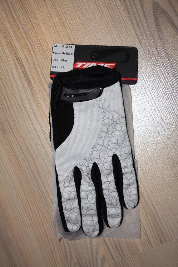 Time Starlight MTB Handschuhe Größe 6.5 (Größe S)