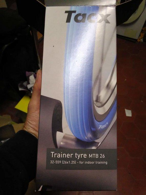 Tacx Trainer Tyre 32-559 (26x1.25) Reifen