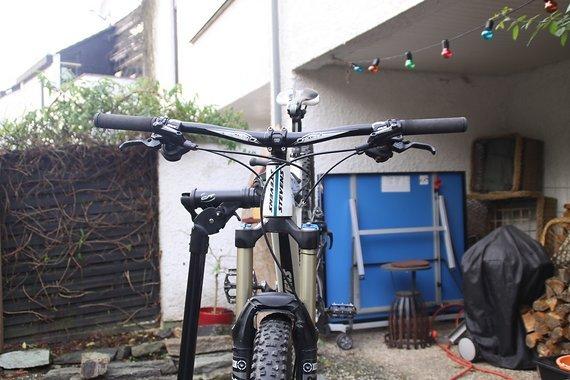 Stevens Sledge Sx 2015 Enduro Bike