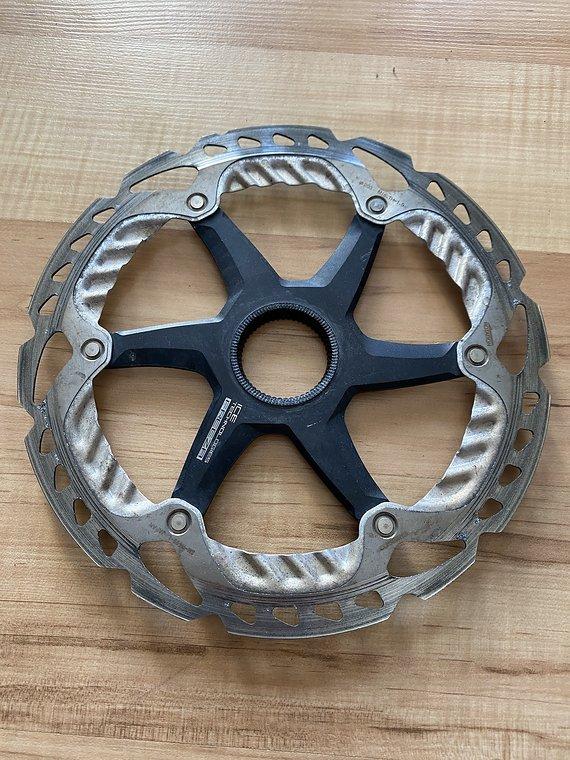 Shimano Bremsscheibe 203 mm Centerlock