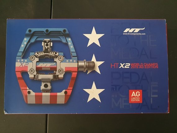 Ht Components X2 AARON GWIN EDITION