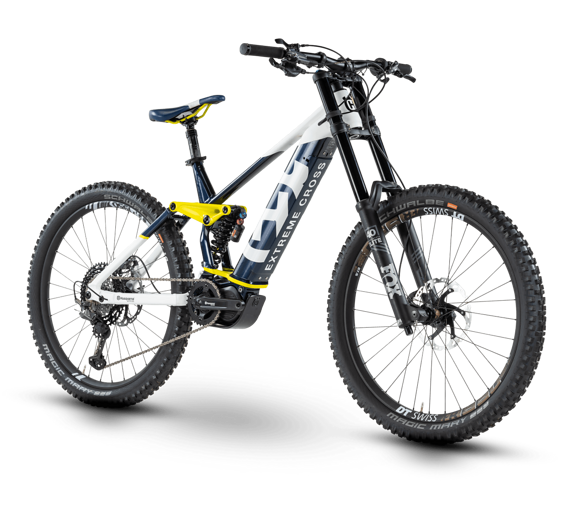 Husqvarna Extreme Cross EXC 10 E-Bike ebike Downhill Fully