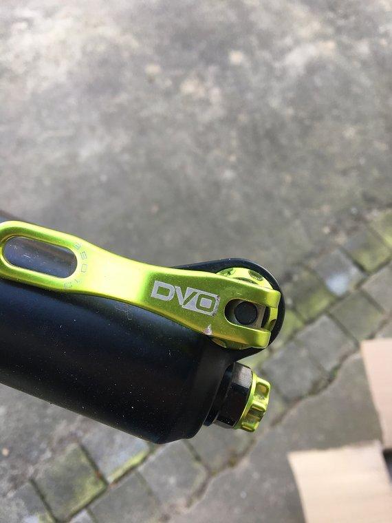 DVO Diamond Boost 150-170mm 27,5 ungekürzt!